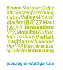 Dafür steht die Region Stuttgart