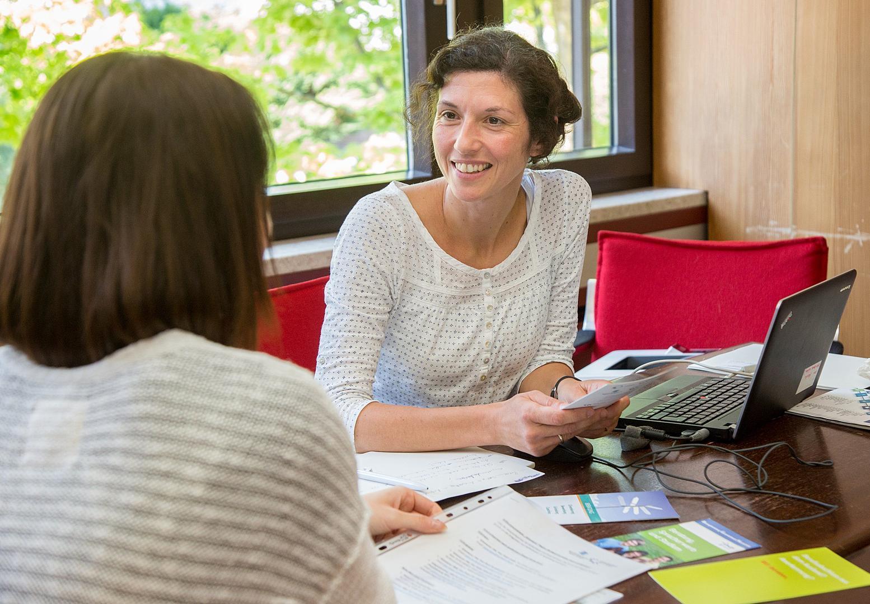 Online-Sprechstunde des Welcome Service Region Stuttgart in Böblingen